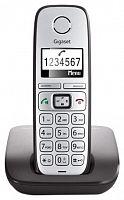 Р/Телефон Dect Gigaset E310 серебристый АОН