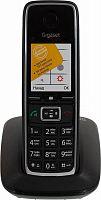 Р/Телефон Dect Gigaset C530 черный АОН