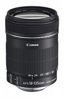 Объектив Canon EF-S IS STM (6097B005) 18-135мм f/3.5-5.6 черный