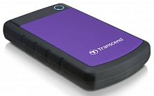 "Жесткий диск Transcend USB 3.0 2Tb TS2TSJ25H3P StoreJet 25H3P (5400rpm) 2.5"" фиолетовый"