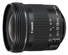 Объектив Canon EF-S IS STM (9519B005) 10-18мм f/4.5-5.6