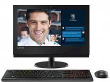 """Моноблок Lenovo V310Z 19.5"""" HD+ i3 7100 (3.9)/4Gb/1Tb 7.2k/HDG630/DVDRW/CR/Windows 10 Home 64/GbitEth/WiFi/BT/120W/клавиатура/мышь/Cam/черный 1600x900"""