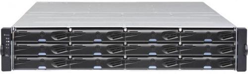 Система хранения Infortrend EonStor DS 1012R2C-B x12 3.5 2x460W (DS1012R2C000B-8732)