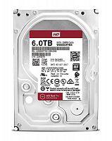 "Жесткий диск WD Original SATA-III 6Tb WD6003FFBX NAS Red Pro (7200rpm) 256Mb 3.5"""