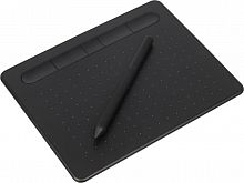 Графический планшет Wacom Intuos S Bluetooth CTL-4100WLK-N Bluetooth/USB черный