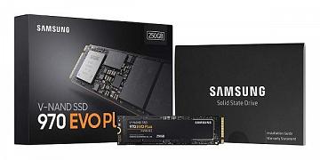 Samsung 970 EVO Plus: новое поколение ультрабыстрых SSD с новой памятью