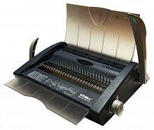 Переплетчик Kobra Queenbind 500VD A4/перф.28л.сшив/макс.500л./пластик.пруж.-51мм)