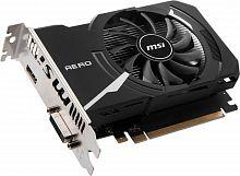 Видеокарта MSI PCI-E GT 1030 AERO ITX 2GD4 OC nVidia GeForce GT 1030 2048Mb 64bit DDR4 1189/2100/HDMIx1/HDCP Ret
