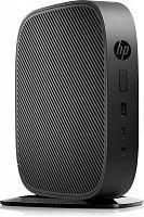 Тонкий Клиент HP Flexible t530 slim GX-215JJ (1.5)/4Gb/SSD32Gb/R2E/Windows 10 IoT Enterprise/GbitEth/WiFi/BT/45W/клавиатура/черный