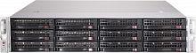 Корпус SuperMicro CSE-826BE1C-R741JBOD 2x740W черный