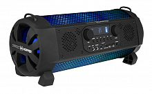 Аудиомагнитола Soundstream Hooper SH-6P черный 30Вт/MP3/FM(dig)/USB/BT/MMC/microSD