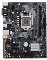 Материнская плата Asus PRIME B360M-D Soc-1151v2 Intel B360 2xDDR4 mATX AC`97 8ch(7.1) GbLAN+VGA+HDMI