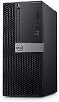 ПК Dell Optiplex 5060 MT i5 8500 (3)/8Gb/SSD256Gb/UHDG 630/DVDRW/Linux/GbitEth/260W/клавиатура/мышь/черный