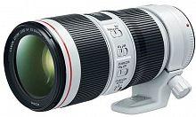 Объектив Canon EF II USM (2309C005) 70-200мм f/4L черный