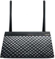 Роутер беспроводной Asus DSL-N16 ADSL2 черный