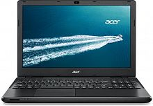 "Ноутбук Acer TravelMate TMP259-G2-M-37JK Core i3 7020U/4Gb/SSD128Gb/DVD-RW/Intel HD Graphics 620/15.6""/HD (1366x768)/Windows 10 Professional/black/WiFi/BT/Cam"