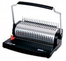 Переплетчик Office Kit B2121 A4/перф.20л.сшив/макс.500л./пластик.пруж. (6-51мм)