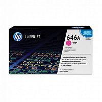 Тонер Картридж HP CF033A пурпурный (12500стр.) для HP CM4540