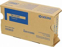 Тонер Картридж Kyocera 1T02LV0NL0 TK-3130 черный (25000стр.) для Kyocera FS-4200DN/FS-4300DN