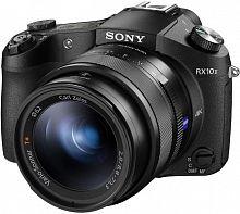 "Фотоаппарат Sony Cyber-shot DSC-RX10M2 черный 20.2Mpix Zoom8.3x 3"" 1080p MS XG/SDXC CMOS Exmor R IS opt 3minF rotLCD VF 5fr/s RAW 60fr/s HDMI/WiFi/Li-Ion"