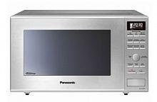 Микроволновая Печь Panasonic NN-GD692MZPE 30л. 1000Вт серебристый