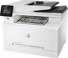 МФУ лазерный HP Color LaserJet Pro M280nw (T6B80A) A4 Net WiFi белый