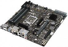 Материнская Плата Asus P10S-M WS Soc-1151 iC236 mATX 4xDDR4 8xSATA3 SATA RAID i210 2хGgbEth Ret