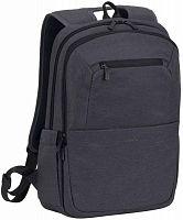 """Рюкзак для ноутбука 15.6"""" Riva 7760 черный полиэстер"""