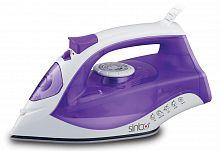 Утюг Sinbo SSI 6618 2200Вт фиолетовый/белый