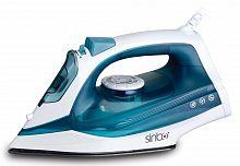 Утюг Sinbo SSI 6604 2400Вт синий/белый