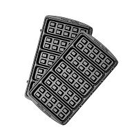 Панель Redmond RAMB-13 Мини вафли для мультипекаря черный