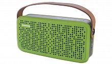 Колонка порт. Telefunken TF-PS1230B зеленый/коричневый 8W 2.0 BT/3.5Jack/USB 10м 4000mAh (TF-PS1230B(ЗЕЛЕНЫЙ))