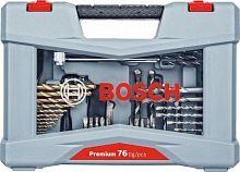 Набор бит Bosch Premium Set-76 (2608P00234) (76пред.) для шуруповертов