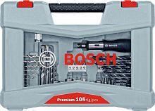 Набор бит Bosch Premium Set-105 (2608P00236) (105пред.) для шуруповертов