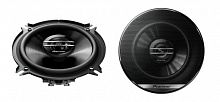 Колонки автомобильные Pioneer TS-G1320F 250Вт 88дБ 4Ом 13см (5дюйм) (ком.:2кол.) коаксиальные двухполосные