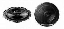 Колонки автомобильные Pioneer TS-G1720F 300Вт 90дБ 4Ом 17см (6 3/4дюйм) (ком.:2кол.) коаксиальные двухполосные