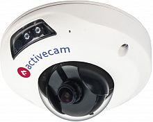 Видеокамера IP ActiveCam AC-D4111IR1 3.6-3.6мм цветная корп.:белый
