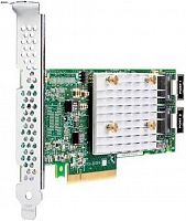 Контроллер HPE Smart Array E208i-p SR Gen10 (compitable with microserver) (804394-B21)