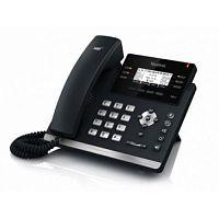 Телефон SIP Yealink SIP-T40G черный