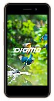 "Смартфон Digma Linx A453 3G 8Gb 1Gb золотистый моноблок 3G 2Sim 4.5"" 480x854 Android 7.0 5Mpix WiFi GPS GSM900/1800 GSM1900 TouchSc MP3 FM microSD max32Gb"