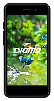 "Смартфон Digma Linx A453 3G 8Gb 1Gb серый моноблок 3G 2Sim 4.5"" 480x854 Android 7.0 5Mpix WiFi GPS GSM900/1800 GSM1900 TouchSc MP3 FM microSD max32Gb"