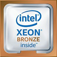 Процессор Intel Xeon Bronze 3104 LGA 3647 8.25Mb 1.7Ghz (CD8067303562000S R3GM)