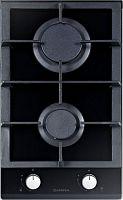 Газовая варочная поверхность Darina 1T2 C 524 B стекло черное