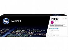 Картридж лазерный HP 203X CF543X пурпурный (2500стр.) для HP M254/280/281