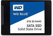 "Накопитель SSD WD Original SATA III 2Tb WDS200T2B0A Blue 2.5"""