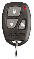 Автосигнализация Alligator A-2s без обратной связи брелок без ЖК дисплея