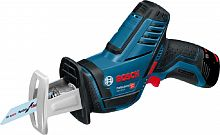 Сабельная пила Bosch GSA 10,8V-LI 12Вт аккум. 3000ход/мин