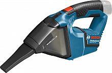 Строительный пылесос Bosch GAS 12V синий