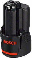 Батарея аккумуляторная Bosch GBA Professional 12В 3Ач Li-Ion (1600A00X79)