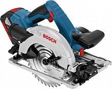 Циркулярная пила (дисковая) Bosch GKS 18V-57 G 18Вт (ручная)